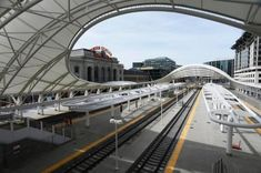 Union Station party Friday will draw top officials, festival Union Station, Light Rail Station, Colorado, Draw, Building, Party, Friday, Travel, Image