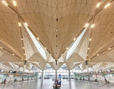 The Mile-High Club: how London's high-tech architects came to dominate airport design