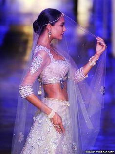 Indian Bridal Fashion Week, July 2013