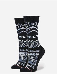 STANCE Crawler Tomboy Womens Socks | Favorite Stance socks!!