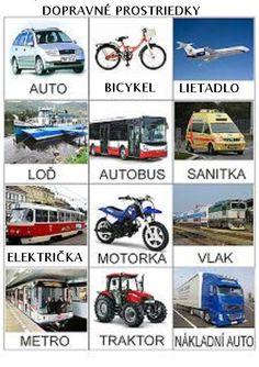 dopravné prostriedky1