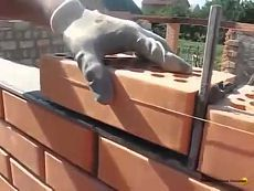Amazing Smart Latest Technology Construction Laying a Brick Correctly - . Brick Architecture, Architecture Details, Mortar Repair, Brick Laying, Building Foundation, Brick Masonry, Adobe House, Luxury Homes Dream Houses, Construction Tools