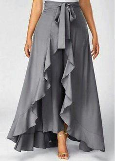 57 mejores imágenes de todo tipo de faldas y pantalones  607d72572634