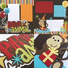 Definitely, as 29th February comes once every 4 years, it's the least common birth date. But do you know which date comes next? It's May 22nd. #outonalimbscrapbooking #outonalimb #scrapbook #birthday #birthdayparty #balloons #party #presents #monkey #partyhat #celebrate #oneyearolder