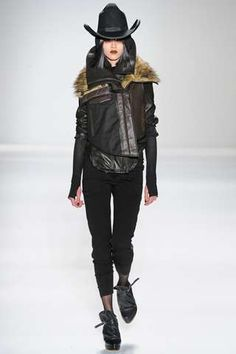 The Nicholas K Fall 2012 Collection is Western-Inspired and Chic