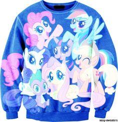 mlp sweater I want itt..... :D