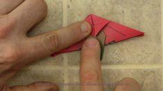 Skill Hard Folding the Lily Origami Bonsai Instant Flower (+lejátszási l... ***