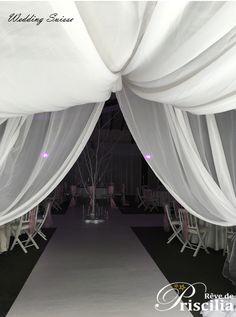 Hall d'entrée prestige The Prestige, Decoration, Curtains, Wedding, Home Decor, Decor, Valentines Day Weddings, Blinds, Decoration Home