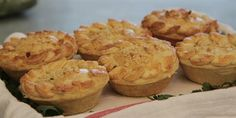 Try this Satay Pork Pies recipe by Chef Nathan.This recipe is from the show The Great Australian Bake Off. Meat Recipes, Food Processor Recipes, Savoury Recipes, Pork Pie Recipe, Veg Pie, Great Australian Bake Off, Savory Tart, Savoury Pies, Recipe Today
