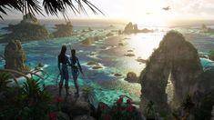 Avatar 2: James Cameron reveals first look at Pandora