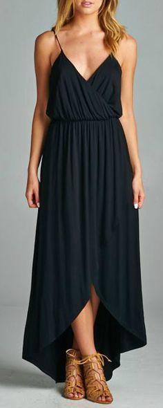 Lhea Tank Dress //