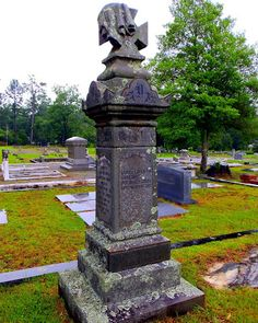 Southern Graves: And Then, Ah Then, We'll Understand (Today's Epita...