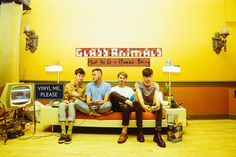 Vinyl Me, Please September Edition: Glass Animals 'How To Be A Human Being'