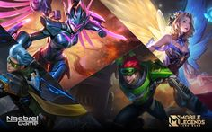 Mobile Legends, Hero, Seasons, Fictional Characters, Seasons Of The Year, Fantasy Characters