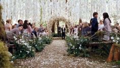 This was an AMAZING wedding set up. Loved it!