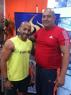Los panas navegados Gustavo Avila & Athonty Rodriguez