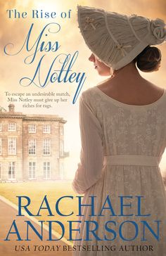 The Rise of Miss Notley by Rachael Anderson - $50 Amazon Gift Card or Paypal Cash Giveaway