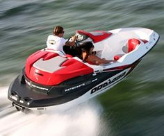 This super cool Sea Doo 150 Speedster will make you feel an adrenaline rush, while speeding with more than 96 km/h across the water!