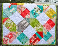 It's a Hoot X String Quilt