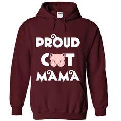 Proud Cat Mom, Proud Cat Mama Shirt