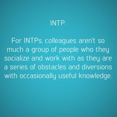 INTPs