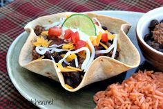 Mommy's Kitchen: Beef & Black Bean Burrito Bowls