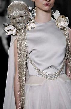 Coppélia Pique Haute Couture Fall 2014