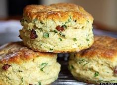 I'm excited for ramp season.  I used to make ramp biscuits and schmear them with homemade ricotta.  Adding bacon would send it over the top...
