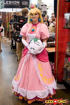 Cosplayers at Fan Expo 2015 http://geekxgirls.com/article.php?ID=5455
