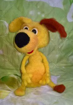 Моё солнышко-пёс Лучик
