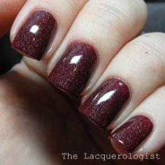 The Lacquerologist: Philly Loves Lacquer Fancy Winter Wench Collection: Swatches & Review!