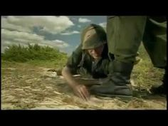 This soldier has just stepped on a land mine. What happens next will astound you! This is true friendship!