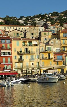 Villefranche, France from the Disney Magic