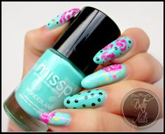 Betty Nails: missp Spring & Easter Nailart