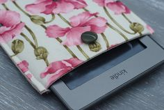 iPad Mini Cover / Floral Kindle Touch Case / Kindle 6/ Kindle