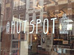 Hutspot  Utrechtsestraat 34, Amsterdam  www.hutspotamsterdam.com
