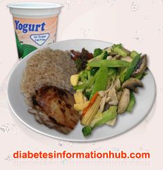 Weight loss with portion control results