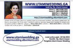blog.klikmg.com - Rias Pengantin - Fotografi & Promosi Online : utamiwedding.albumkami.com / utamiwedding.ga Layan...