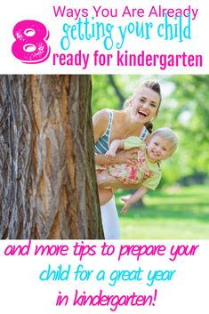 Check on the ways you are already getting your child ready for kindergarten and learn more ways to make sure your child has an awesome year in kindergarten! Are You Getting Your Child Ready for Kindergarten? Kindergarten Readiness, Kindergarten Activities, Fun Activities, Preschool Crafts, Preschool Activities, Good Parenting, Parenting Hacks, Natural Parenting, Special Kids