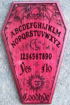 coffin ouija
