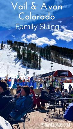 Do You Want Worldwide Vehicle Coverage? Family Skiing In Vail Colorado Is Both Fun And Challenging. Vail And Avon Offer Many Family Friendly Choices For Accommodations And Slopes, Ski School, Apres Ski And More. Usa Travel Guide, Travel Usa, Travel Tips, Travel Articles, Travel Guides, Places To Travel, Travel Destinations, Places To Go, Aspen