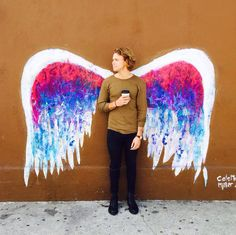 As if we didn't already know he's an angel