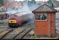 Severn Valley Railway, Kidderminster