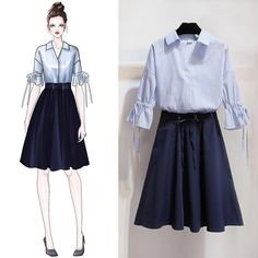 Ideas fashion design dress casual Source by fashion design Asian Fashion, Look Fashion, Trendy Fashion, Fashion Models, Womens Fashion, Couture Dresses, Fashion Dresses, Mode Simple, Dress Sketches