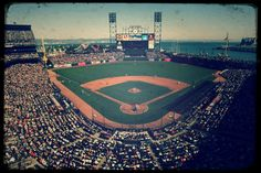 AT Park, home of the San Francisco Giants