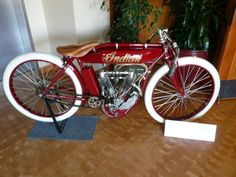 Early Indian Motorcycle