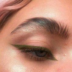 Edgy Makeup, Eye Makeup Art, Cute Makeup, Makeup Goals, Pretty Makeup, Simple Makeup, Skin Makeup, Makeup Inspo, Natural Makeup