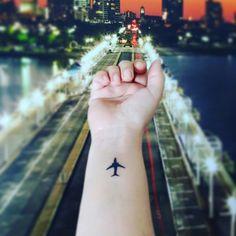 My new travel tattoo