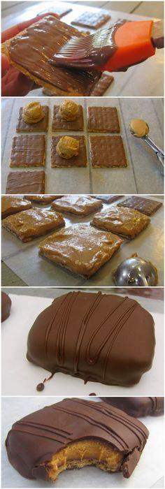 Peanut Butter Sandwich Treat