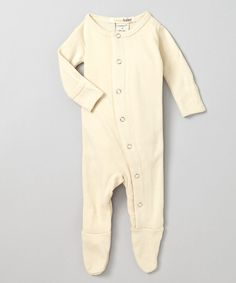 Take a look at this Grand Sand Gl'oved-Sleeve Footie - Infant on zulily today!